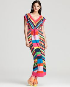 Fiesta Dress by Nanette Lepore