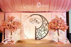 广州银禧婚礼策划-广州香格里拉酒店 桃花源-真实婚礼案例-广州银禧婚礼策划作品-喜结网