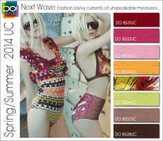 Spring Summer 2014 Color Trends for Young Contemporary  SS 14 3 NEXT WAVE
