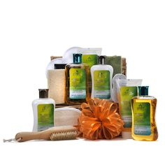 Spa in the gift basket includes an array of relaxing bath products. Mothers Day Baskets, Gourmet Gift Baskets, Relaxing Bath, Spa Gifts, Google Shopping, Great Gifts, Shopping Products, Bath Products, Gift Ideas