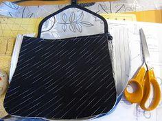 Tilkkureppu: Pieni käsilaukku New York!