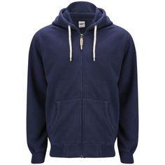 Addict Men's Entry Supply Hoody - Navy (£20) ❤ liked on Polyvore featuring men's fashion, men's clothing, men's hoodies, men, navy, mens hooded sweatshirts, mens short sleeve hoodies, mens zip pocket hoodie, mens hoodies and mens short sleeve hoodie