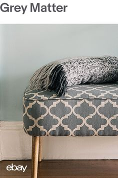 From slate to dove and cool to pewter, grey is the perfect calming hue for your home. For a modern twist, add color-pop cushions and accessories to grey furniture. Discover the range of home products on eBay today.