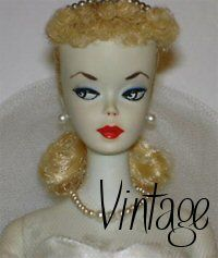 Vintage Barbies were made from 1959 to 1966. For more detail on each doll see Vintage Barbie Dolls.