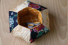 Hexagon Pin Cushion Caddy