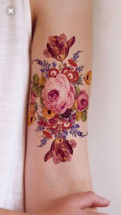 rose tattoo designs, small rose tattoo, rose tattoo on shoulder, sleeve rose . Vintage Rose Tattoos, Black Rose Tattoos, Tattoo Black, Tattoo Vintage, Vintage Flower Tattoo, Tattoo Floral, Tattoo Flowers, Flower Tattoo Designs, Henna Designs