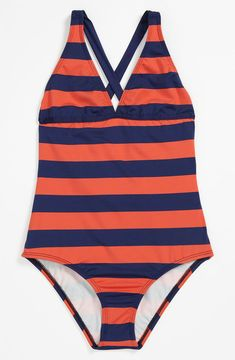 ShopStyle: Splendid One Piece Swimsuit (Big Girls)