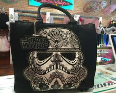 What's better than a Storm Trooper? A Sugar Skull Storm Trooper! 💀 at Endless Indulgence Retro Wear