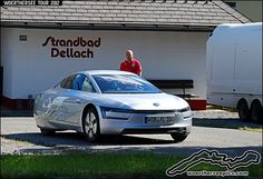 VW XL1 Prototype. They are actually going to make these!