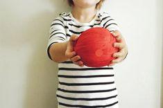 DIY: giant surprise ball activity