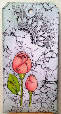 P*skarteluhaaste #208 - Leimakuva pääosassa, Chocolate Baroque