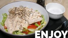Nutritious and Filling Chicken Salad, the best and easy approach to your next healthy meal. We are all looking for a fuss-free, quick, nutritious and filling lunch or dinner. That is why MyHealthTV.com invites you to try our chicken salad recipe, It's packed with protein and rich in flavour. Find more stunning www.MyhealthTV.com recipe's and more.