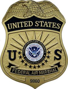 Agents of the Federal Air Marshal Service are quiet #LawEnforcement professionals who work undercover to protect air crew and passengers in the sky.