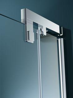 REFLESH PURE - Benzersiz menteşe teknolojisi sayesinde kapı içeri ve dışa doğru açılıyor.