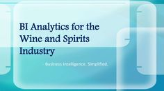 Business Intelligence Solutions, Wine And Spirits, Read More, Industrial, Reading, Industrial Music, Reading Books