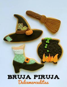 Witches cookies