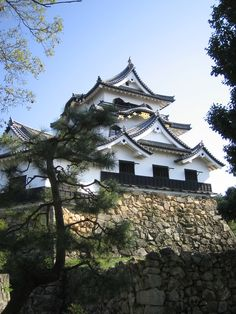 Hikone in Shiga,Japan.