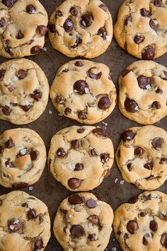 Gluten-Free Chocolate Chip Cookies {The Best!} - Cooking Classy