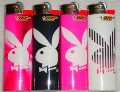 Playboy lighters