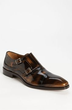 Mezlan 'Rufina II' Double Monk Strap Slip-On available at Nordstrom