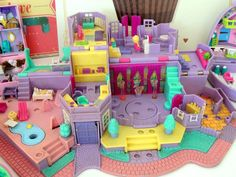 Polly Pocket Le manoir magique