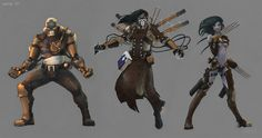 steampunk armor drawing - Google Search