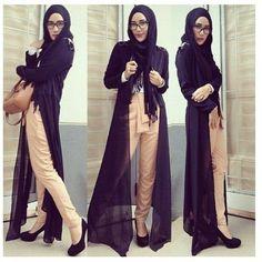 Hijab Fashion | Hijab Style | Hijab Dress | Hijab Trend | Hijab Inspiration | Hijab Street Style | SYULA | http://www.syula.com