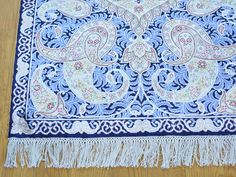 A perfect handmade rug at an affordable price!  2' X 3' SILKEN ESFAHAN ORIENTAL RUG HAND KNOTTED #Silk #Handmade #OrientalRug #DealoftheDay #HomeDecor #Style http://1800getarug.com/2-x-3-Silken-Esfahan-400-kpsi-Oriental-Rug-Hand-Knotted-Sh24036