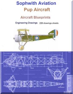 Avro lancaster aircraft blueprints engineering drawings download sophwith aviation pup aircraft blueprints engineering drawings download malvernweather Choice Image