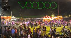 Voodoo Experience festival reveals 2014 lineup — The festival reveals performances by Foo Fights, Outkast, Skrillex and much more