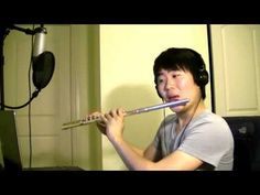 River Flows in You by Yiruma - Flute Cover [HD] - YouTube