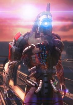 Legion of Mass Effect by brinx2.deviantart.com on @deviantART