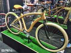 Le più belle bici del Berliner Fahrradschau 2016