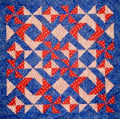 #quilts Martha's Glory