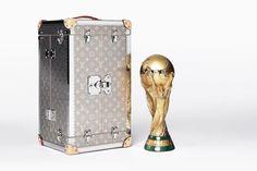 Louis Vuitton Unveils Laser-Engraved Titanium Case for World Cup
