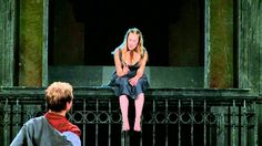 Royal Shakespeare Company - Romeo & Juliet 2011, on stage footage - NY