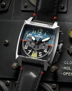 Basel 2015 - Dogfight Pilot Watch Collection