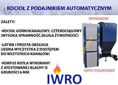 Kocioł z podajnikiem automatycznym. Oferowany kocioł wyposażony jest w PALNIK ŻELIWNY WIELOPALIWOWY umożliwiający spalanie oprócz eko-groszku również miał węglowy,pellety oraz owies.  ZADZWOŃ JUŻ TERAZ: tel kom 796640017  AUKCJE: http://allegro.pl/listing/user/listing.php?us_id=17206055  #KOCIOŁ #KOTŁY #PIEC #PIECE #DOM #OGRZEWANIE #OPAŁ #IWRO #OSZCZĘDZANIE #KOMINEK #KOMINKI #MIAŁ #PELLET #EKOGROSZEK #WĘGIEL