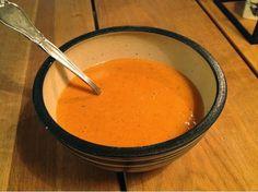 Denne sauce har fulgt mig siden 90´erne, og opskriften er blevet videregivet adskillige gange til gæster som har fået den serveret hos os...