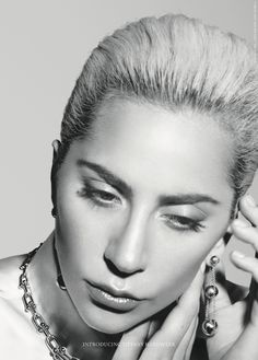 GaGa - Hanna Besirevic / David Sims Photo Shoot for Tiffany