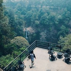 indonesia #vscocam #photo #best #shoot #dhonss #freshly #bandung #java #island #waterfall #curug #cimahi #pelangi