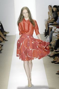 See the complete Peter Som Spring 2008 Ready-to-Wear collection.