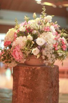 Real Rustic Wedding: A Southern Backyard Wedding Part I - Rustic Wedding Chic