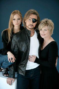 Ava, Steve & Kayla