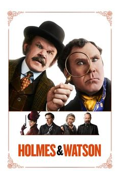 Directed by Etan Cohen. With Will Ferrell, John C. A humorous take on Sir Arthur Conan Doyle's classic mysteries featuring Sherlock Holmes and Doctor Watson. Ralph Fiennes, Will Ferrell, Funny Movies, Hd Movies, Movies Online, Movie Tv, Movie List, Kelly Macdonald, Hugh Laurie