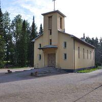 Lepolan hautausmaan kappeli