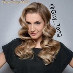 I love creating Glamour waves for a timeless look! Inspired from the 40s era finger waves that is still seen on the red carpet! I can create this look using the 3 in1 ciao Bella @BELLAMI Hair  iron , I used the barrel that's smaller at the base and thicker on the end because it gives a stronger ridge for this define look! Code guytang100 to get $100 off on www.bellamihair.com ! Would you like to see a video soon? Hair cut,color style by Guy Tang