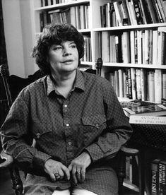 A.S. Byatt English novelist, poet and Booker Prize winner.
