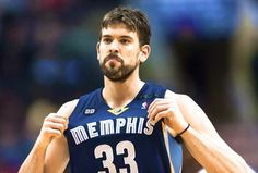 Marc Gasol Named 2013 NBA Defensive Player of the Year.