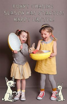 Happy Easter in our new summer collection!